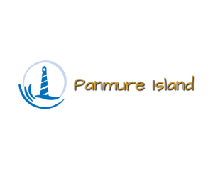 Panmure Island Lighthouse Featuring Odyssey Virtual