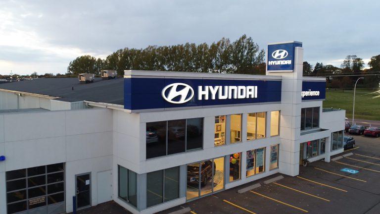 Hyundai Charlottetown Featuring Odyssey Virtual